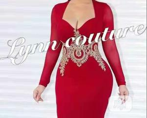 New Lynn Couture Fitted Gown   Clothing for sale in Lagos State, Ikeja