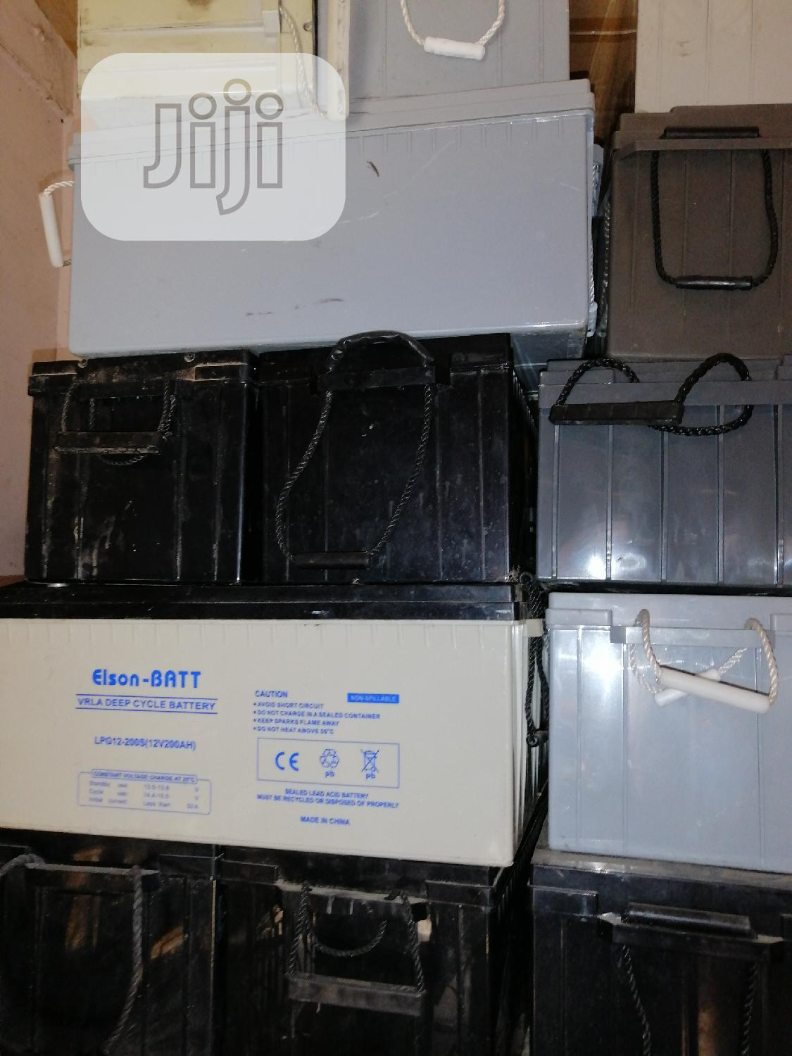 Condemned Inverter Battery In Lagos   Electrical Equipment for sale in Shomolu, Lagos State, Nigeria