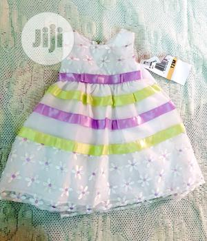 Rare Editions Baby Girl 2 Piece Set Dress for Special Occassion   Children's Clothing for sale in Lagos State, Victoria Island