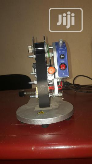 Date Coding Batch Coding Machine | Manufacturing Equipment for sale in Lagos State, Amuwo-Odofin