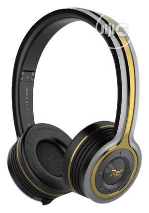 ROC Sport Freedom On-ear Bluetooth Headphones | Headphones for sale in Lagos State, Ikeja