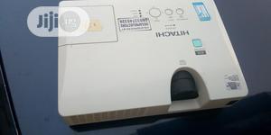 Slim Hitachi Projector   TV & DVD Equipment for sale in Abuja (FCT) State, Jabi