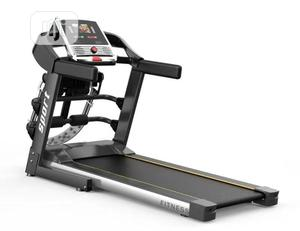 Brand New 2.5hp Treadmill With Massager   Sports Equipment for sale in Lagos State, Lekki