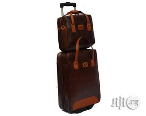 Set Of 2 Fashion Luggage - Brown   Bags for sale in Lagos State