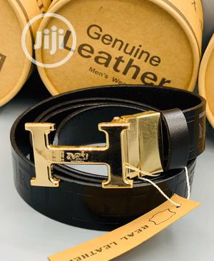 Hermes Leather Belt for Men's | Clothing Accessories for sale in Lagos State