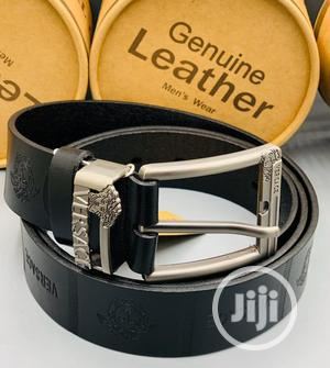 Versace Leather Belt for Men's | Clothing Accessories for sale in Lagos State