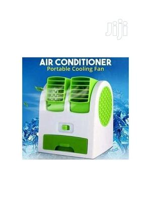 Air Conditional Portable Cooling Fan Mini Desk Fan | Home Appliances for sale in Lagos State, Lagos Island (Eko)