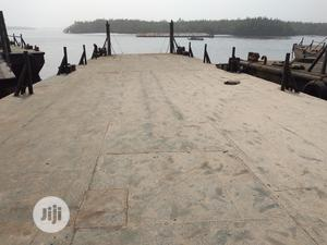 Hot Sale 600tons Ramp Barge Available For Sale. | Watercraft & Boats for sale in Lagos State, Amuwo-Odofin