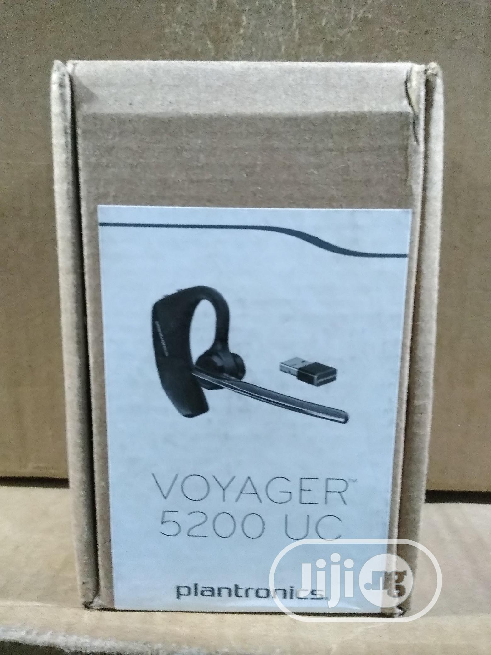 Plantronics Voyager 5200 Uc   Accessories for Mobile Phones & Tablets for sale in Ikeja, Lagos State, Nigeria