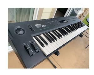 UK USED Yamaha SY22 Synthesizer Keyboard   Musical Instruments & Gear for sale in Lagos State, Ikeja