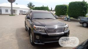 Lexus LX 570 2016 Base Black | Cars for sale in Abuja (FCT) State, Central Business District