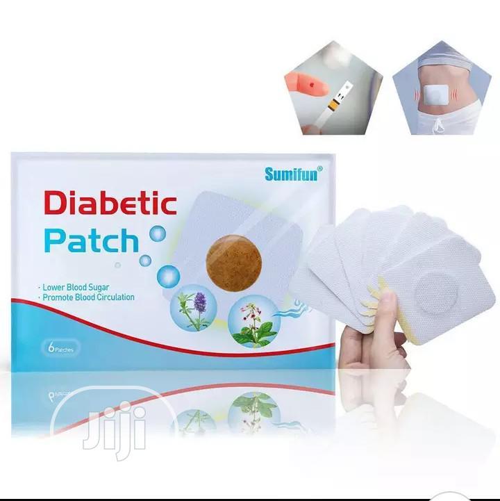 Miraculous Diabetic Herbal Patch