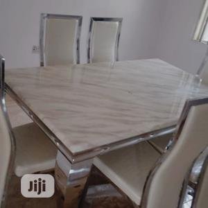 High Grade Marble Dining Table   Furniture for sale in Lagos State, Ikotun/Igando