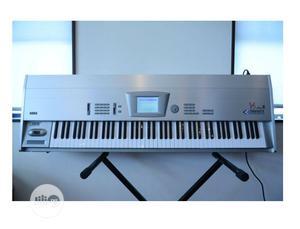 UK USED Korg Trinity 88keys Workstation Keyboard   Musical Instruments & Gear for sale in Lagos State, Ikeja