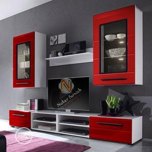 Luxury Interior Design Home TV Stand Unite | Building & Trades Services for sale in Lagos State, Lekki