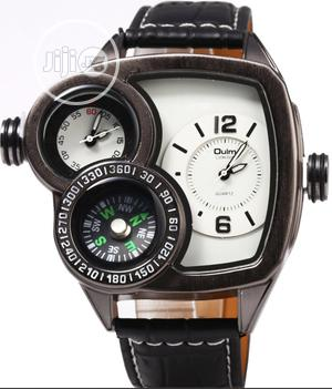 Army Dual Time Zones Movements Mens Watch- Luxury   Watches for sale in Oyo State, Ibadan