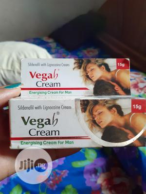 Vegah Cream(Energizing Cream For Man)   Sexual Wellness for sale in Lagos State, Oshodi