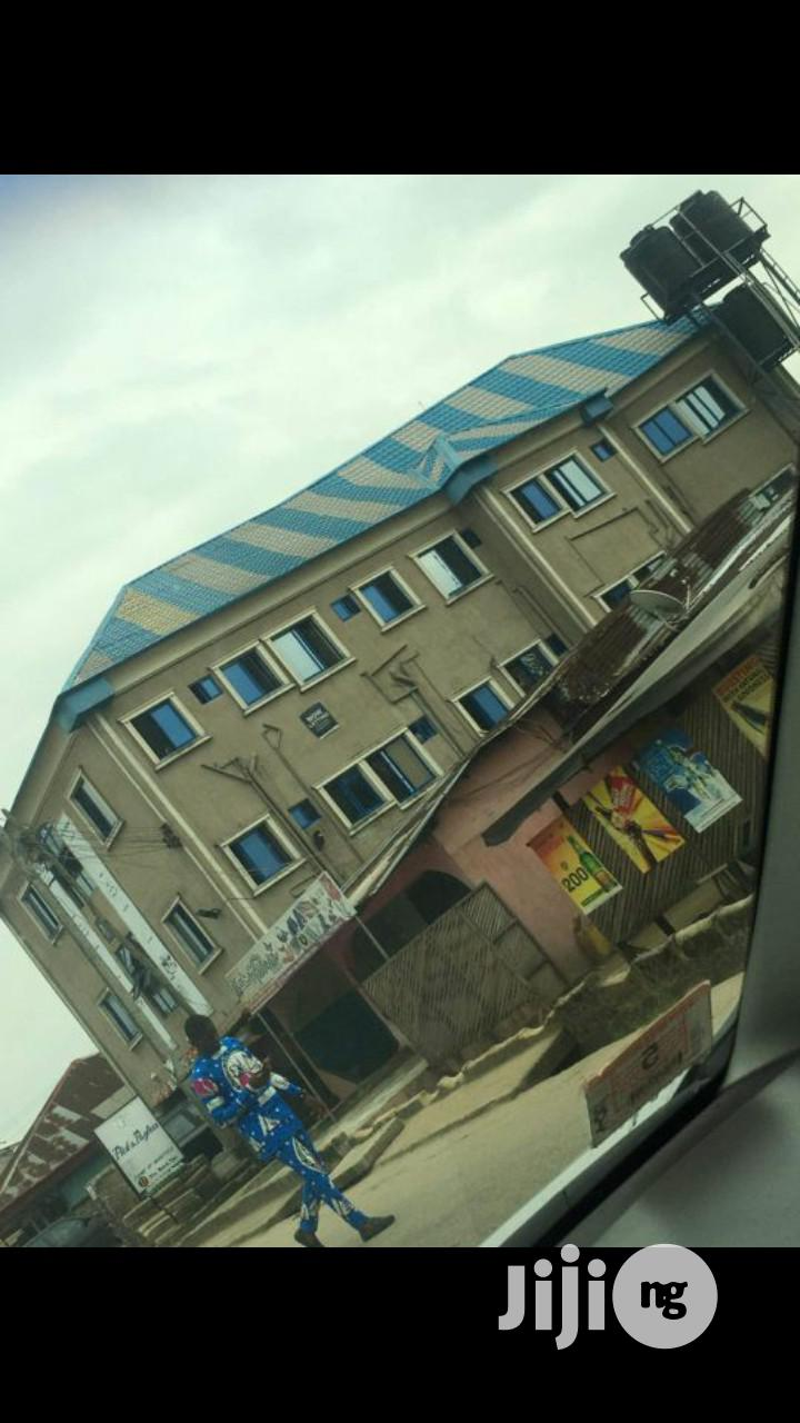 21 Selfcon & 3shops At The Ground Floor @Itu Rd Uyo