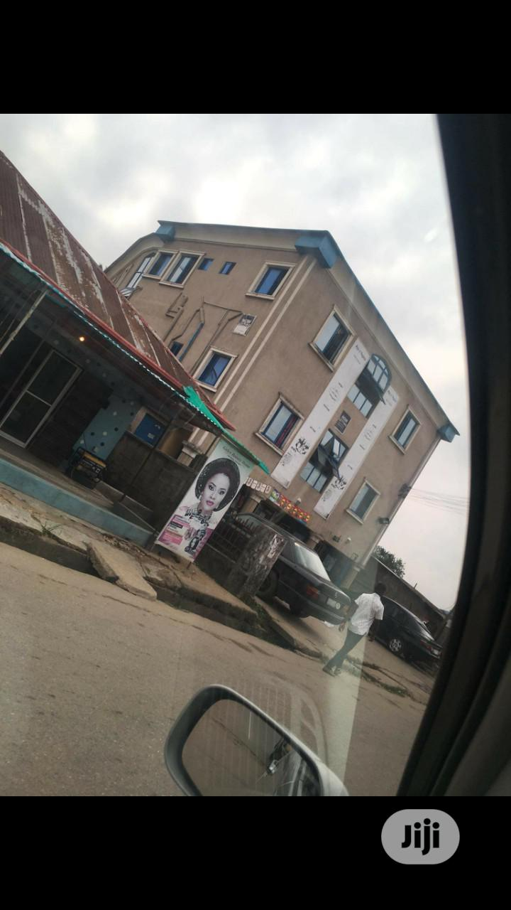 21 Selfcon & 3shops At The Ground Floor @Itu Rd Uyo | Houses & Apartments For Sale for sale in Uyo, Akwa Ibom State, Nigeria