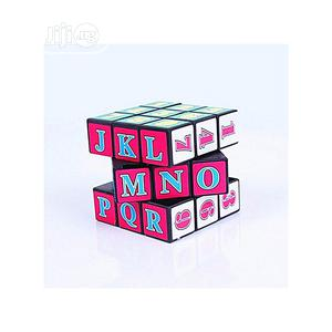 Children Intelligent Alphabet And Number Cube | Toys for sale in Lagos State, Ikorodu