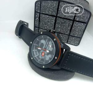 Swiss Army Leather Watch   Watches for sale in Lagos State