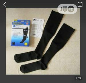 Anti-fatigue Miracle Compression Socks | Tools & Accessories for sale in Kwara State, Ilorin South