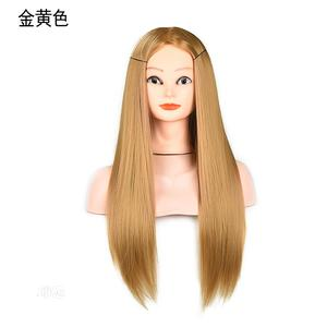 Long Sliky Ladies Yellow Golden Hair Wig | Hair Beauty for sale in Lagos State, Victoria Island