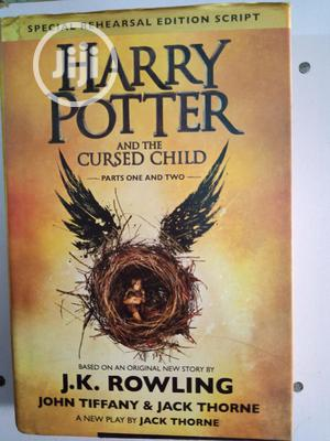 Harry Potter And The Cursed Child By J.K Rowling   Books & Games for sale in Lagos State, Surulere