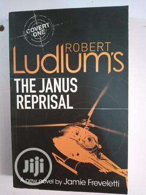 The Janus Reprisal By Robert Ludnums | Books & Games for sale in Lagos State, Surulere