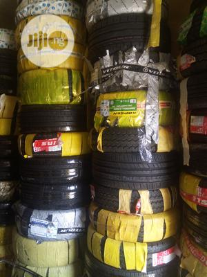 All Sizes Of Premium Tyres.. Michelin, Bridgestone, Toyo, Goodyear | Vehicle Parts & Accessories for sale in Lagos State, Ikeja