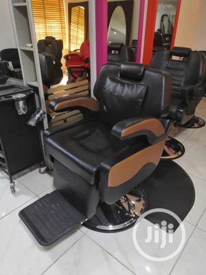 Brand New Styling Saloon Chair With Massage | Massagers for sale in Lagos State, Surulere