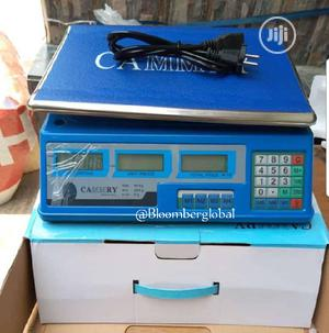 Camry Digital Scale 30kg Scale   Store Equipment for sale in Lagos State, Ojo