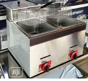 Gas Deep Fryer 12litres | Restaurant & Catering Equipment for sale in Lagos State, Ojo