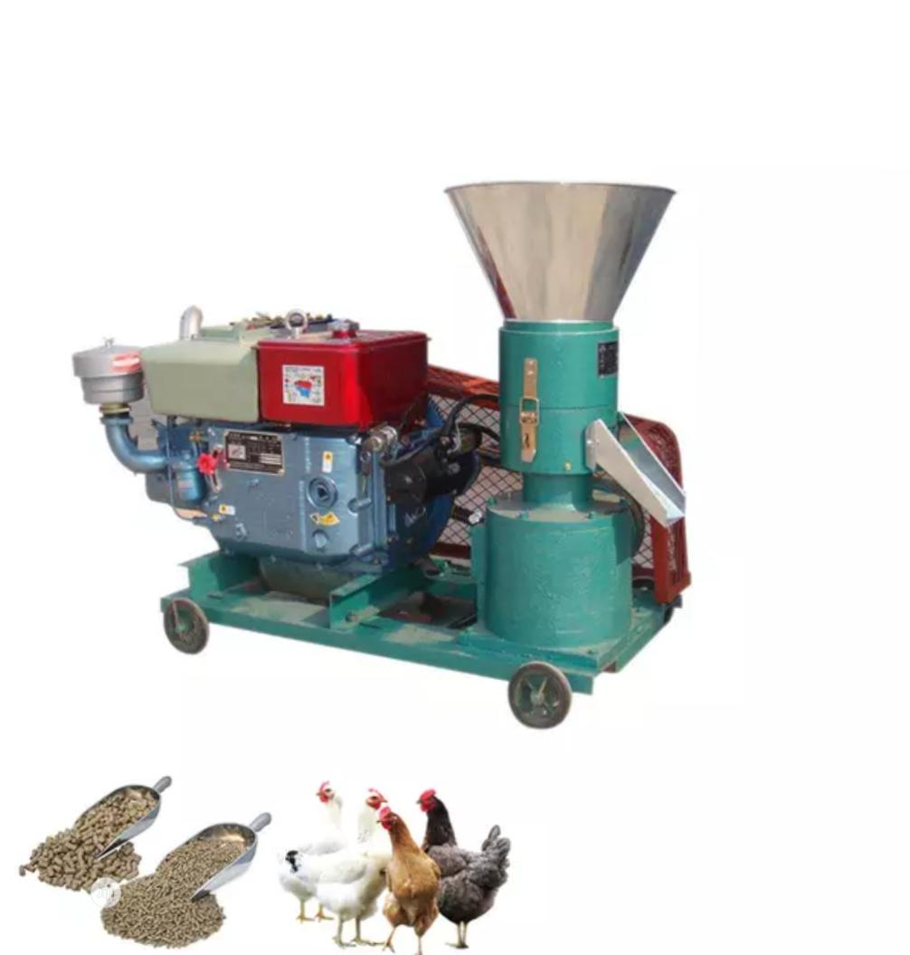 China Factory Mill Pellet Machine For Poultry. Feed Pellet Machine