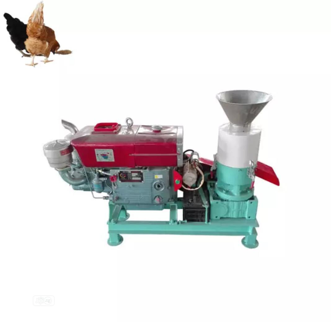 China Factory Mill Pellet Machine For Poultry. Feed Pellet Machine | Farm Machinery & Equipment for sale in Lagos Island (Eko), Lagos State, Nigeria