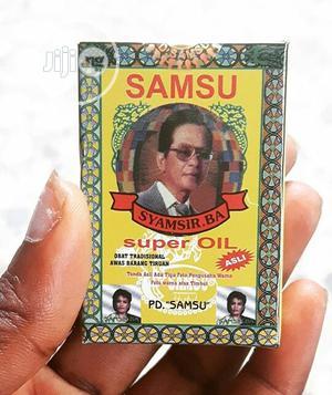 Samsu Super Oil for Premature Ejaculation   Sexual Wellness for sale in Lagos State, Ikeja