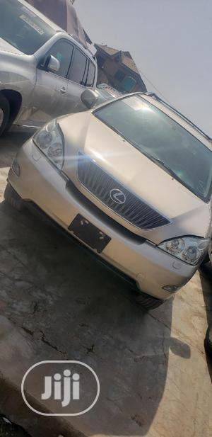 Lexus RX 2003 Gold | Cars for sale in Oyo State, Ibadan