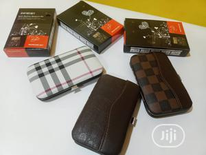 Leather Case Manicure Set/Moq 12pcs   Tools & Accessories for sale in Lagos State, Surulere