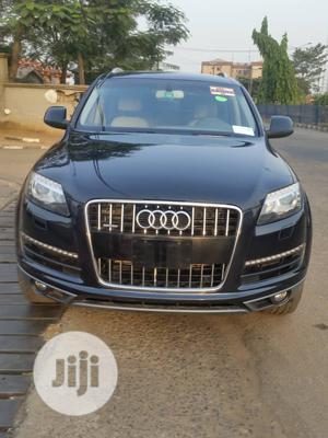 Audi Q7 2012 3.0T Premium Quattro Blue   Cars for sale in Lagos State, Ojodu