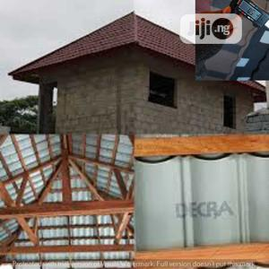Classic Wajitech Gerard Stone Coated Roof 0.5 Guage | Building Materials for sale in Lagos State, Ibeju