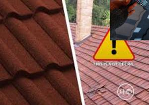 Milano 0.5mm Metro Gerard Stone Coated Roof Rood   Building Materials for sale in Lagos State, Lagos Island (Eko)