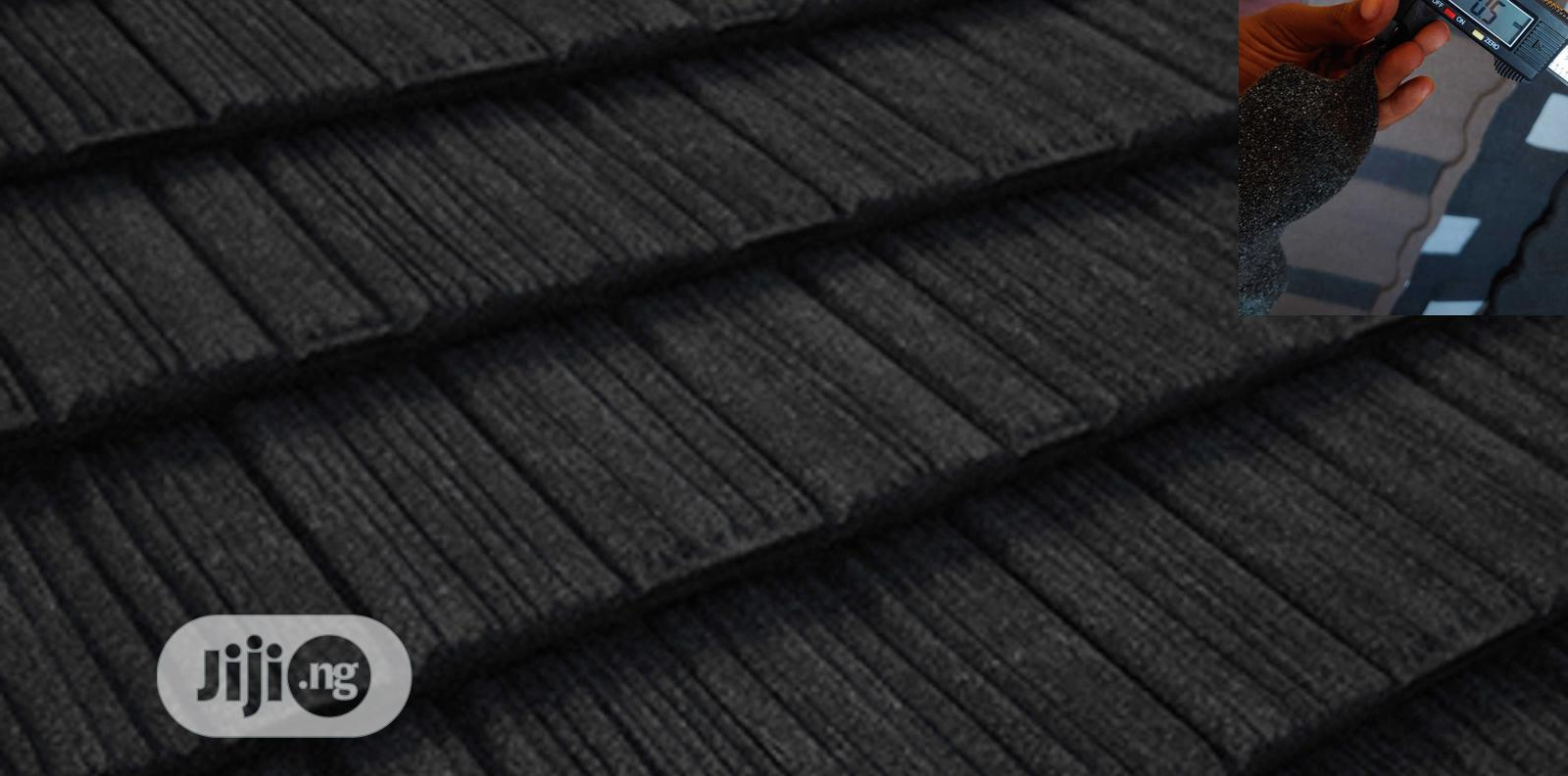 Milano 0.5mm Metro Gerard Stone Coated Roof Rood