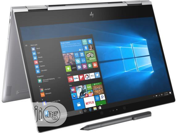 New Laptop HP Envy X360 15t 8GB Intel Core i7 SSD 512GB | Laptops & Computers for sale in Ikeja, Lagos State, Nigeria