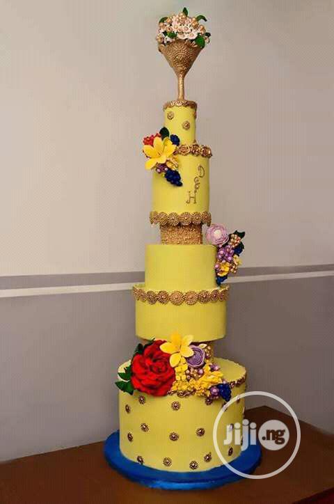 Wedding, Birthday, Anniversary Cakes