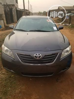 Toyota Camry 2008 2.4 XLE Gray | Cars for sale in Lagos State, Ikeja