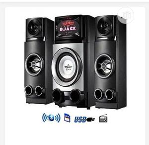 Djack Powerful Bluetooth Hi-Fi System   Audio & Music Equipment for sale in Nasarawa State, Lafia
