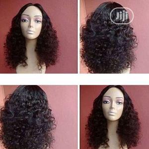 Soft Bouncy Wave Closure Wig | Hair Beauty for sale in Lagos State, Lagos Island (Eko)