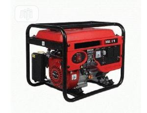 Maxi 2kw/2.5kva Gasoline Generator With Key Starter | Electrical Equipment for sale in Abia State, Umuahia