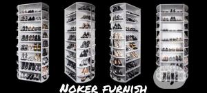 Rotations Shoe Rack With Bag | Furniture for sale in Lagos State, Lekki