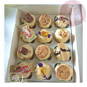 Box Of 12 Decorated Cupcakes   Party, Catering & Event Services for sale in Rivers State, Port-Harcourt